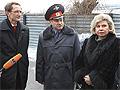 Николай Левичев и Татьяна Москалькова посетили Центр кинологической службы МВД России