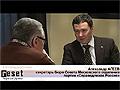 Александр Агеев принял участие в передаче 'RESET'