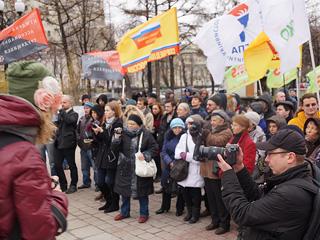 'Справедливая Сила' выступает за  достойную медицину в столице
