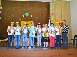Справороссы поддержали ежегодный турнир юных шахматистов