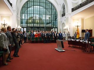 Выдвинуты кандидаты на выборах в Мосгордуму