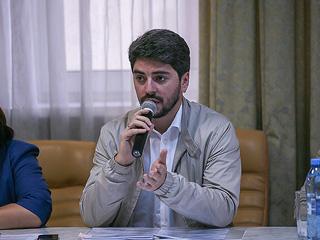 Илья Свиридов предложил разместить на Таганской площади памятник жертвам грузино-абхазского конфликта