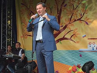 В парке 'Северное Тушино' прошел Всероссийский форум 'Дети России: маршрут твоего успеха'