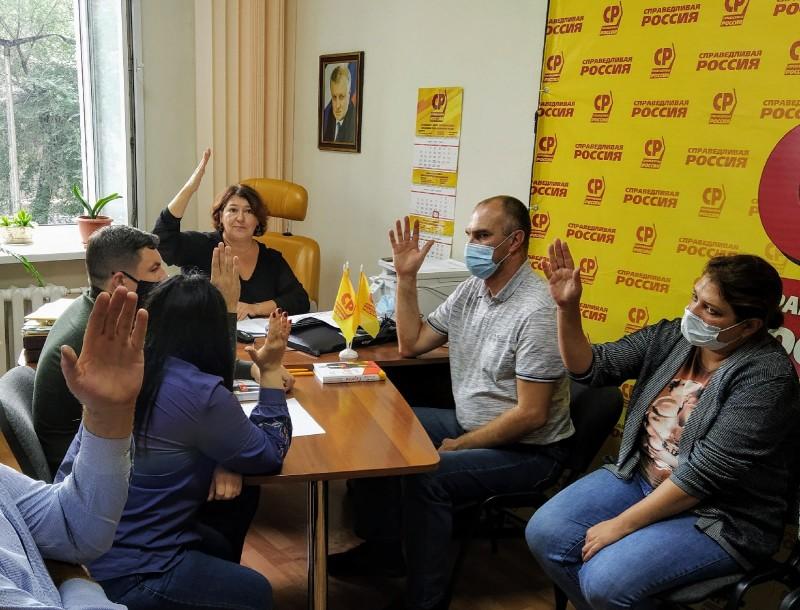 Кемеровская область: СР выдвинула кандидатов на муниципальные выборы