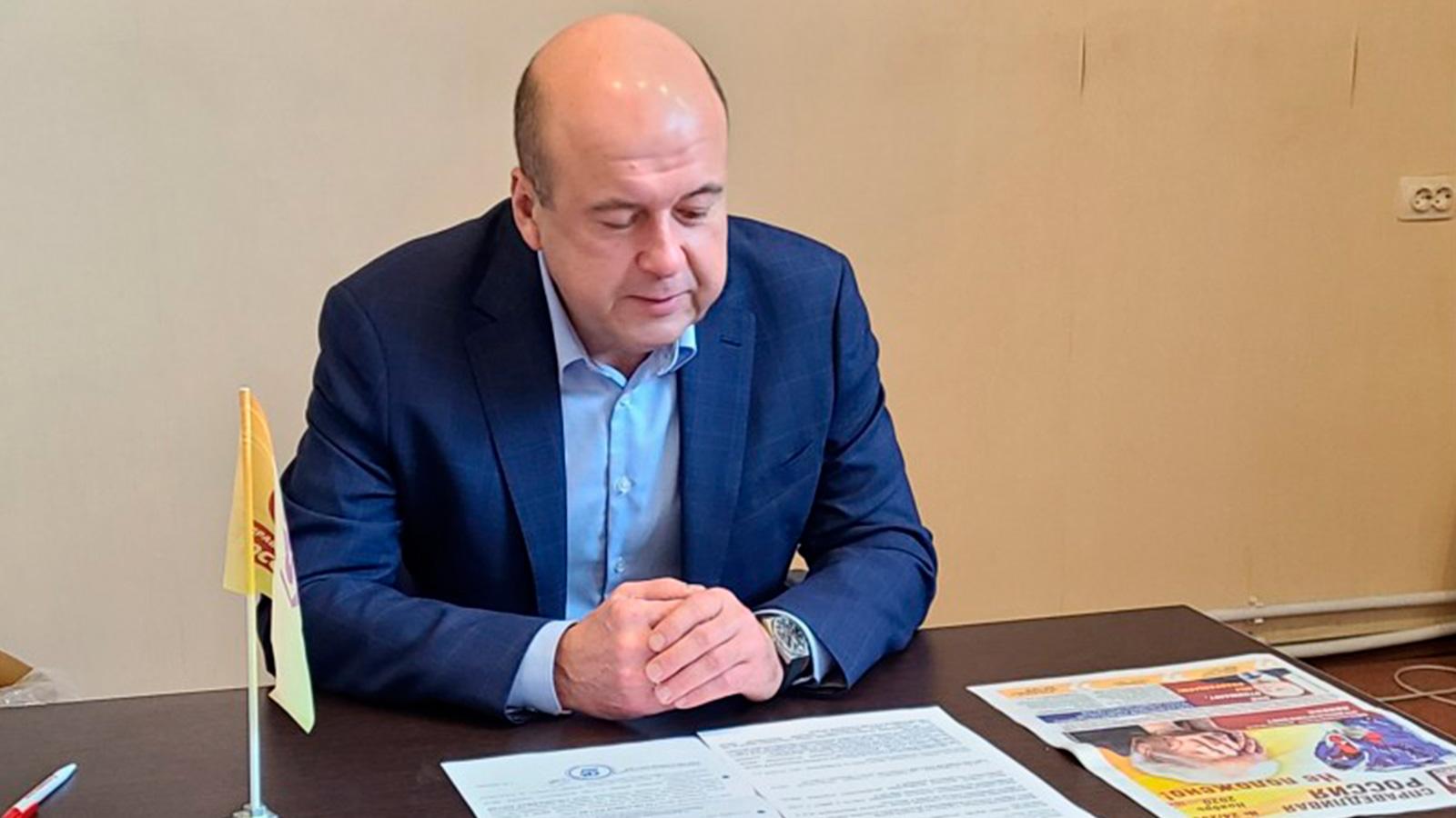 Рязанская область: Сергей Пупков переизбран Председателем Совета РО
